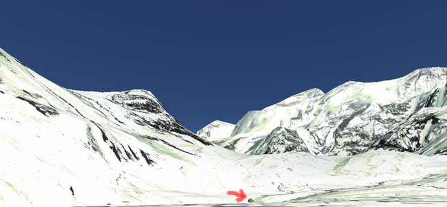 kedarnath-temple-mountain-view