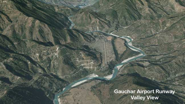Gauchar-airport